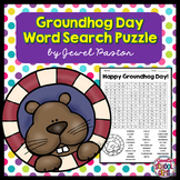 Groundhog Day Activities (Groundhog Day Word Search)