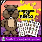 Groundhog Day Activities (Groundhog Day Bingo)