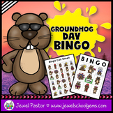 Groundhog Day Activities (Groundhog Day Bingo)