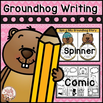 Groundhog Day Writing: Spinner and Comic