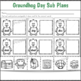 Groundhog Day Activities for 1st Grade Sub Plans