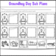 Groundhog Day Activities for 2nd Grade Sub Plans