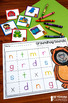 Kindergarten Groundhog Day Centers for Math and Literacy Activities