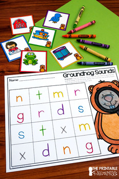 Kindergarten Groundhog Day Activities and Centers {Math and Literacy}