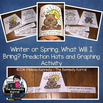 Groundhog Day: Winter or Spring, What Will I Bring? {Predi