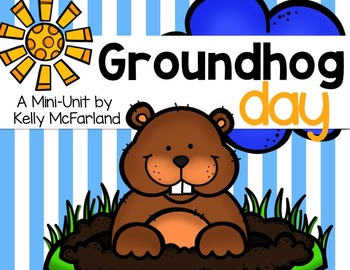 Groundhog Day {Mini Unit}