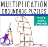 Groundhog Day Activities | Groundhog Day MATH Centers | Mu