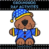 Groundhog Day Activities - Groundhog Day Printables