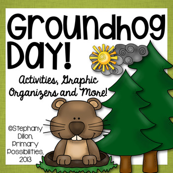 Groundhog Day Activities!  {Printables and More for Ground