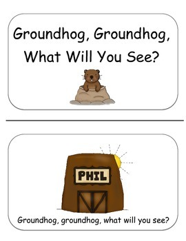 Groundhog Day Activities for Pre-K