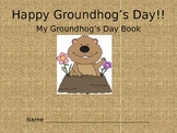 Groundhog Day Activity Book