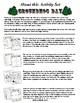 Groundhog Day Activity Set / Worksheets + Flashcards
