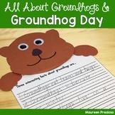 Groundhog Day Activities for Kindergarten