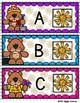 Groundhog Day Alphabet Uppercase to Lowercase Envelope Center
