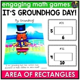 Groundhog Day Activities - Area Game