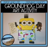 Groundhog Day Art Activty for the Primary Grades