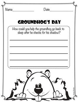 Groundhog Day - Back to Sleep - FREEBIE