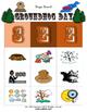 Groundhog Day Bingo Matching Game with flashcards