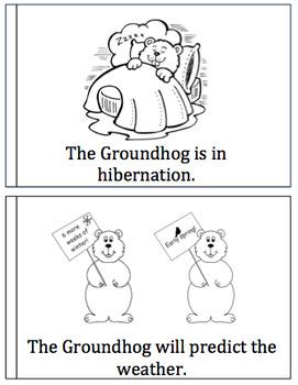 Groundhog Day Book
