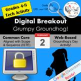 Groundhog Day Breakout Groundhog Day Escape Room Groundhog WEBSITE
