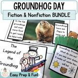 Groundhog Day Bundle: Groundhog Headband, Crafts & Nonfict
