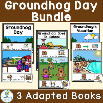 Groundhog Day Bundle of Adapted Books