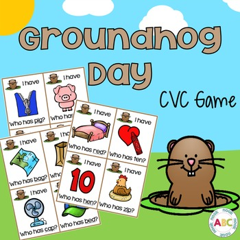Groundhog Day CVC game