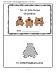 Groundhog Day Centers, Written Activities and Printables for Preschool and Pre-K