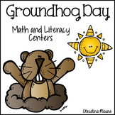 Groundhog Day Centers and Activities