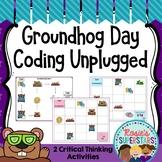 Groundhog Day Coding Unplugged