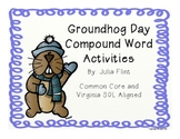 Groundhog Day Compound Word Activities