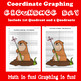 Groundhog Day Coordinate Graphing Picture: Happy Groundhog Day