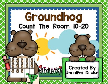Groundhog Day Count the Room 10-20
