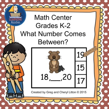Groundhog Day Counting and Finding The Number That Comes Between 2 Given Numbers