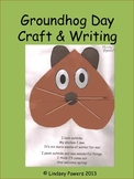 Groundhog Day Craft & Writing