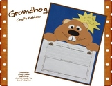 Groundhog Day Craft and Pattern (Economy)