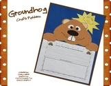 Groundhog Day Craft and Pattern (Economy)