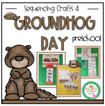 Groundhog Day Crafts