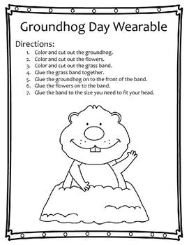 Groundhog Day Crown