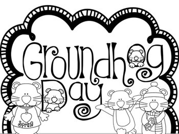 Groundhog Day Crown- Groundhog Day Headbands