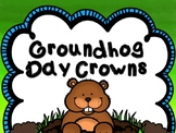 Groundhog Day Crown- Groundhog Day Headbands