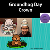 Groundhog Day Crown Template