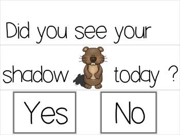 Groundhog Day Daily Questions