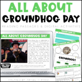 Groundhog Day Digital Activities