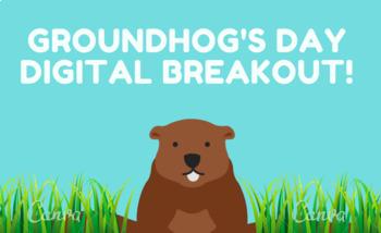 Groundhog Day Digital Breakout Escape Room