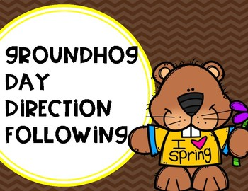 Groundhog Day Direction Following