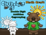 Groundhog Day Double Digit Addition With Regrouping Math CRAFT