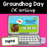 Groundhog Day ELA Spelling Activity
