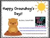 Groundhog Day ELA and Math Fun