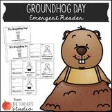 Groundhog Day Emergent Reader!